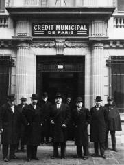 Immeuble du Crédit Municipal - French