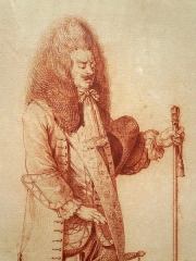 Immeuble - Polski: Pierre-Alexandre Wille (1748-1831) - Aktor, fragment, 1760, sangwina