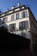 Maison - Deutsch: Haus in Paris (4. Arrondissement), 3 rue Saint-Louis-en-l'Île