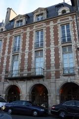Immeuble - Deutsch: Paris, 2bis place des Vosges