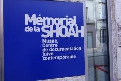 Mémorial du Martyr juif inconnu, actuel Centre de documentation juive contemporaine - English: Mémorial de la Shoah