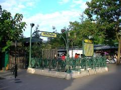 Métropolitain, station Cité -  Paris