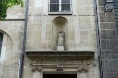 Monastère des Blancs-Manteaux -  Eglise Notre-Dame des Blancs-Manteaux @ Le Marais @ Paris