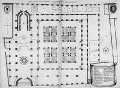 Monastère des Blancs-Manteaux - French archaeologist and historian