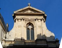 Monastère des Blancs-Manteaux - English: Church Notre-Dame des Blancs Manteaux, Le Marais, Paris IVème, France