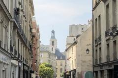Monastère des Blancs-Manteaux -  Notre-Dame des Blancs-Manteaux, quartier du Marais; Paris.
