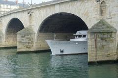 Pont Marie -  Ile Saint-Louis @ Paris