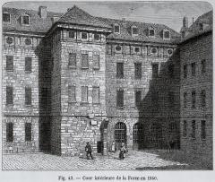Prison de la Force (restes de la) -