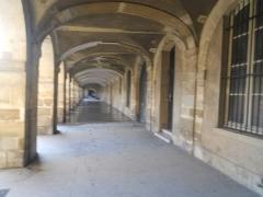 Place des Vosges -  Arcades at Place des Vosges