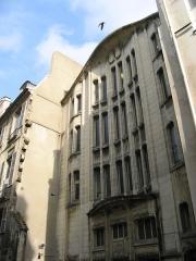 Synagogue -  Rue Pavée, Paris, France.
