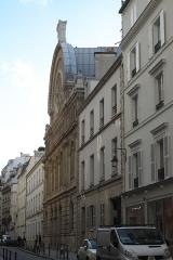 Synagogue - Deutsch: Synagoge der Rue des Tournelles in der Rue des Tournelles im 4. Arrondissement in Paris