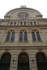 Synagogue -  Synagogue des Tournelles @ Paris