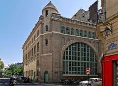 Sous-station Bastille -  Sous-station Bastille, rue de la Cerisaie, Paris, France.