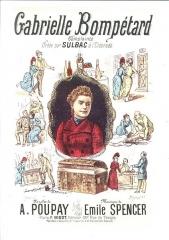 Cinéma l'Eldorado - English: Poster for the song