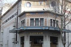 Cinéma Le Louxor - Français:   Louxor à Paris.