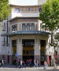 Cinéma Le Louxor - Français:   \