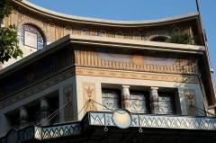 Cinéma Le Louxor - Deutsch: Kino Le Louxor in Paris, 170 boulevard Magenta/ boulevard de la Chapelle