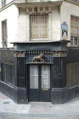 Ancien débit de boisson -  Paris