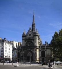 Eglise Saint-Laurent -  Église Saint-Laurent (Paris)