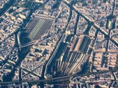 Gare de l'Est - Français:   Gare du Nord et Gare de l\'Est, Paris