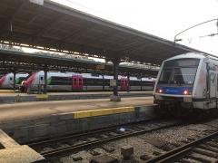 Gare de l'Est - Gare de Paris-Est.