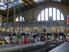 Gare du Nord - Gare du Paris-Nord - Paris X