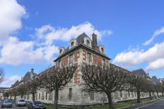 Hôpital Saint-Louis -  Hôpital Saint-Louis