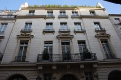 Hôtel de Rosambo - Deutsch:   Hôtel de Rosambo: 62, 64 rue René-Boulanger in Paris (10. Arrondissment)