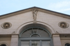 Ancien hôtel particulier (hôtel de M. Bertin) - Deutsch: Hôtel Bertin in Paris (10. Arrondissement), 26 rue d'Hauteville