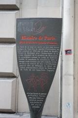 Ancien hôtel Botterel de Quintin ou ancien hôtel de La Corée - Deutsch:   Hôtel Botterel de Quintin in Paris (10. Arrondissement), 44 rue des Petites-Ecuries (siehe Jean Colson/Marie-Christine Lauroa (Hrsg.): Dictionnaire des monuments de Paris. Éditions Hervas, Paris 2003 (1. Auflage 1992), S. 102-103, ISBN2-84334-001-2)