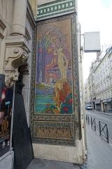Anciens magasins de vente des faïenceries de Choisy-le-Roi -  Manoir de ParisParis