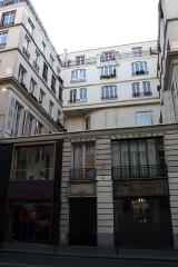Maison ou ancien hôtel de Raguse - Deutsch: Hôtel de Marmont oder auch Hôtel de Raguse genannt - in de:Paris (10. Arrondissement), 51, rue de Paradis