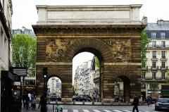 Porte Saint-Martin -  Paris