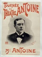 Théâtre Antoine -  photographer