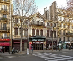 Théâtre Antoine -  Théâtre Antoine