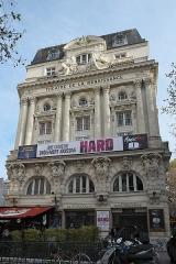 Théâtre de la Renaissance - Deutsch: Théâtre de la Renaissance im 10. Arrondissement in Paris (Île-de-France/Frankreich)