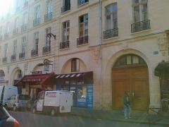 Immeuble - Français:   105 rue du faubourg st denis 7510 Paris