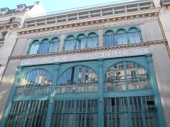 Sous-station Temple -  rue Jacques Louvel-Tessier, Paris 10ème