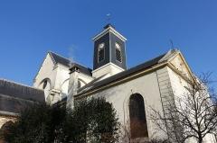 Eglise Sainte-Marguerite -  Eglise Sainte Marguerite @ Square Raoul Nordling @ Paris  Église Sainte-Marguerite, 36 rue Saint-Bernard, Paris, France.