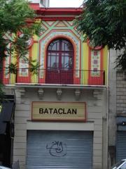 Ancien café-concert Le Bataclan -  Bataclan- Bd Voltaire- Details