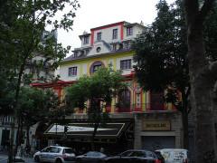 Ancien café-concert Le Bataclan -  Music-hall Bataclan; boulevard Voltaire; Paris