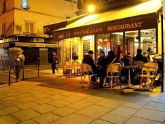 Ancien café-concert Le Bataclan -  Le Napoleon