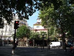 Ancien café-concert Le Bataclan -  Paris - Boulevard Voltaire