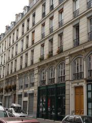 Immeubles -  Rue des Immeubles Industriels
