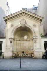 Fontaine de la Roquette -  Paris 11