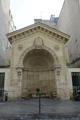 Fontaine de la Roquette -  Paris