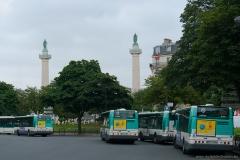 Barrière du Trône -  Barrière du Trône, Paris.