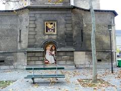 Eglise Notre-Dame-de-Bercy -  Bercy, Paris 12e