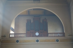 Eglise Notre-Dame-de-Bercy -  Organ @ Eglise Notre-Dame de la Nativité de Bercy @ Paris  Église Notre-Dame-de-la-Nativité de Bercy, 11 Rue de la Nativité, 75012 Paris, France.