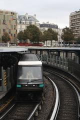 Métropolitain, station Bastille - Deutsch:   Bastille Métro Paris